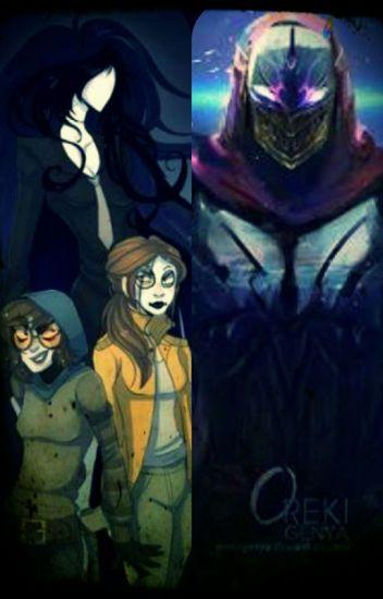 Murderer From The Shadows (Zed Male Reader X Fem Creepy