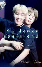 My demon boyfriend  (Hopejin/2Seok) by Nano_Ahn