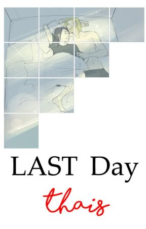 last day :  thais │thorki AU by midnattol