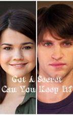 Got A Secret, Can You Keep It? (Toby Cavanaugh) Book 1 by TheaWinter