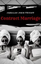 Contract Marriage (GirlxGirl) by JacquelineDohim