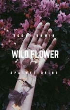 Wild Flower  [Eggsy Unwin : Kingsman] by ApatheticFine