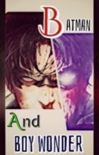 batman and boy wonder  L.S by rouis57