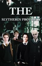 The Slytherin Prophecy  | Cedric Diggory | Draco Malfoy | Harry Potter (HOLD) by moneymalfoy