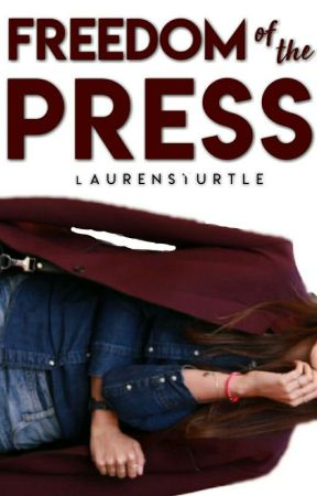 FREEDOM OF THE PRESS ➣ THOMAS JEFFERSON X READER by aubinwhys