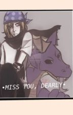 MISS YOU, DEARLY - A candle cove fan fiction by smoom05