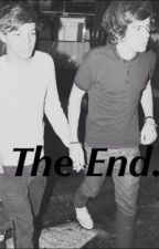 """""""The end"""". Larry Stylinson. OS. by LaiuChadad"""