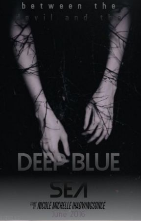 Between the Devil and the Deep Blue Sea by crocodilian