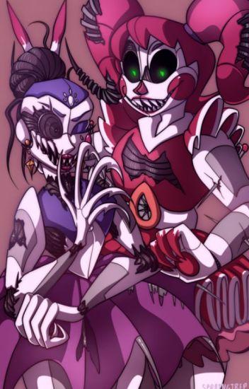 Aren't We All Freaks!?! Nightmare Baby x Fem! Human! Reader x
