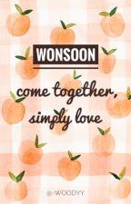 || WonSoon || Đến với nhau, đơn giản là yêu thương by -woodyy