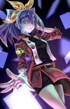 Yugioh Arc V Selena x Male reader by Archfiend_Dragon