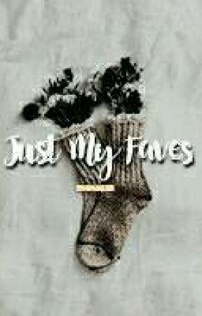 Just My Faves : Positivity Book by SerenadingBlackbirds