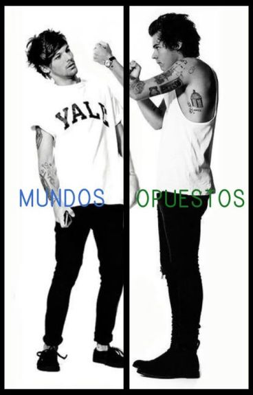 Mundos opuestos [Larry Stylinson]