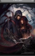 The Sinister Shadow <3(Kat x Talon) FINISHED!! by MeatyWolf