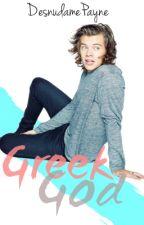 Greek God by desnudamepayne