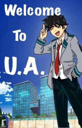 Blade Series: Welcome to U.A. (My Hero Academia Fanfic) by KaitoRin1
