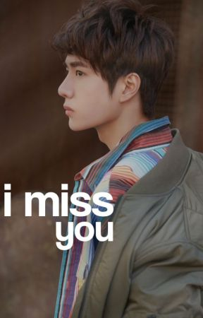 I miss you // YIBO by BLUEMOXN