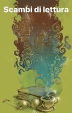 Scambi di lettura  by JasmineKatanchi