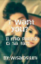 Daddy...?I Want You ~Lorenzo Ostuni~ by WisalOstuni