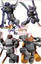 TMNT x Reader One-shots by spiritwing13