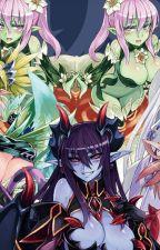 Monster girl encyclopedia Yuri by AliceInDystopialand