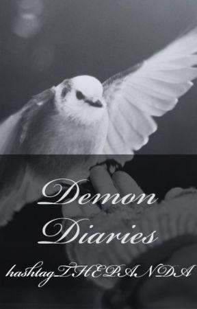 Demon Diaries by hashtagTHEPANDA