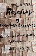 Reseñas y libros que tienes que leer. by shippeoinnecesario_