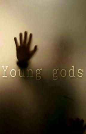 Young gods by otisomari