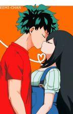 (Deku X Froppy) Hero Love Story 💘 by YudokuDiamond