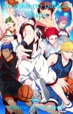Kuroko no Basket: Only Mine by Anime_Lover_Josie