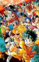 Time Freeze (My Hero Academia x Male reader)  by Animegod996