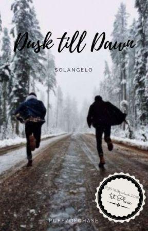 Dusk Till Dawn | Solangelo by puffzchase