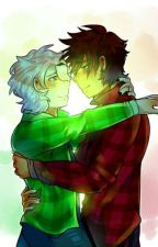 Greenflame and Brusieshipping by MC_lover