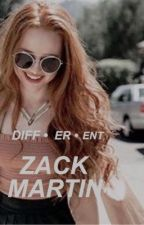 DIFFERENT ▸ ZACK MARTIN by thoIIands