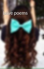 Love poems by jessicaleeofficial