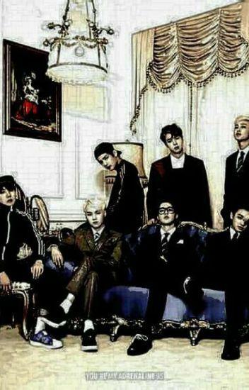 Seven Flower (BTS - JIYEON)?MATURE!
