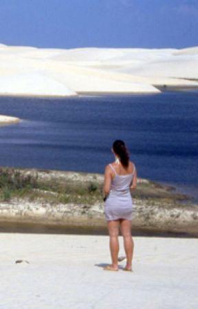 Dorinha e a Areia by annasverksted