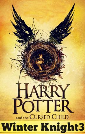 Harry Potter and the Cursed Child by WinterKnight3
