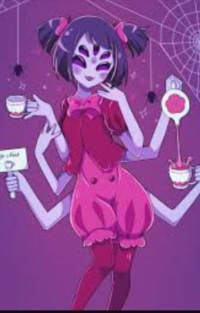 The Sweeter Things In Life (Muffet X Male Human Reader) by MindWarp