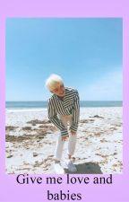 Give me love and... babies; Jicheol by hitmebreakmeidc