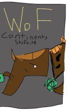 Continents Shifting by ImKindaGayTbh