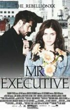 Mr. Executive  by justholdonworld