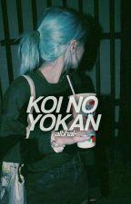 Koi No Yokan ━ Individual Roleplay Book by althai-