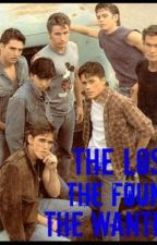 The Outsiders:The Lost, The Found, and The Wanted by Cherryhater