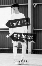 I will give you my heart  || Yoonmin || ABGESCHLOSSEN by Illystra