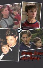 Daddy Dean And Harry by haynesbd