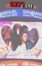 ➳ Kiss Cam |one shot| j.b  by bieberdayz