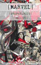   Preferencje   Imagify   Marvel   by ScarletWitchin