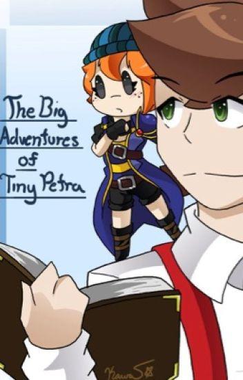 The Big Adventures Of Tiny Petra A Minecraft Story Mode Crack