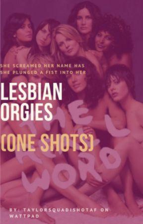 lesbian sleepover orgy